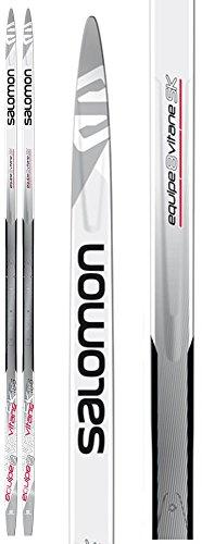 Salomon Equipe 8 Vitane Skate Ski - Women's White/Silver/Black, - Ski Equipe Salomon