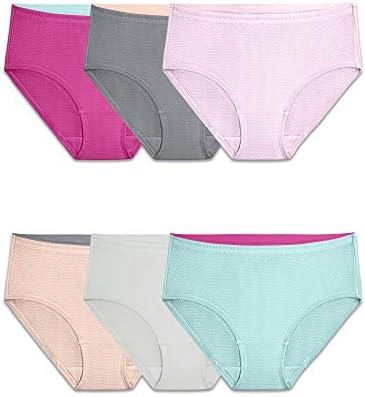 Fruit Loom Underwear Breathable Panties product image