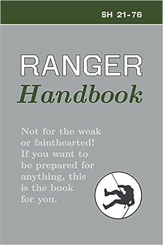 Book Ranger Handbook