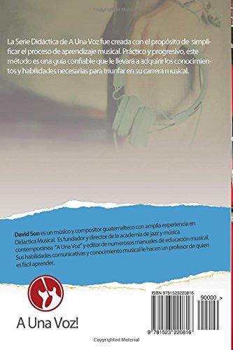 Guitarra Elemental: Guitarra en 9 infalibles lecciones: Volume 1: Amazon.es: David Son, A Una Voz: Libros