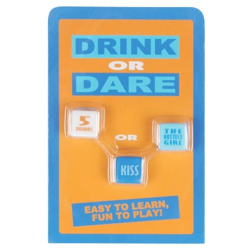 Drink or Dare Dice Game (Dice Dares)