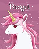 img - for Monthly Budget Planner: Beautiful Unicorn 12 Month Weekly Expense Tracker Bill Organizer Business Money Personal Finance Journal Planning Workbook book / textbook / text book