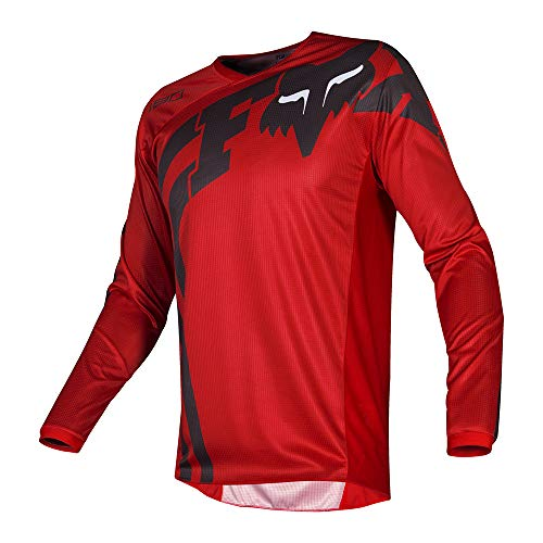 Fox Racing 2019 Youth 180 COTA Jersey-Red-YS