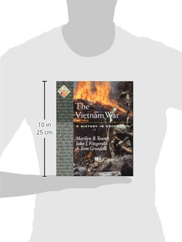 The Vietnam War: A History in Documents (Pages from History) by Oxford University Press (Image #1)