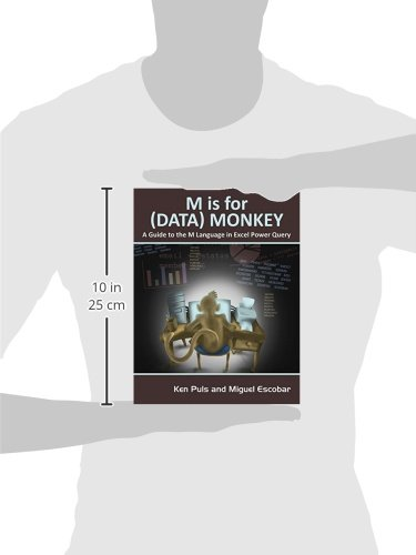 m is for data monkey a guide to the m language in excel