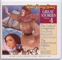 Great Stories Volume 4 CD Album | 1-60079-037-2 (Great Stories, Volume 4)