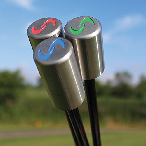 Swing Golf Stick (SuperSpeed Golf Men's Training System (3 Piece Set))