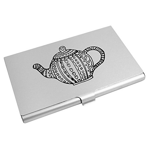 Card Holder 'Patterened Azeeda Wallet Tea Business Card Pot' Credit CH00001568 dqvXvw08