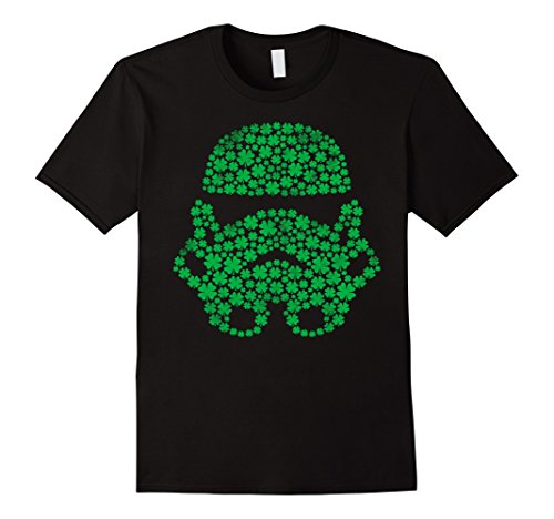 Star Wars Stormtrooper Clovers St. Patrick's Graphic T-Shirt