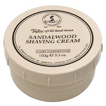 Shaving & Hair Removal Taylor Of Old Bond Street 150g Sandalwood Shaving Cream Bowl Hair Shave Men Body Shaving Creams, Foams & Gels