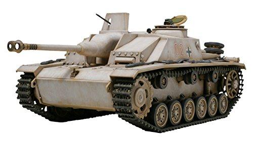 Tamiya 1/48 Sturmgeschutz/ Stug.iii Ausf.g (sd.kfz.142/1) # 32525 - Plastic (Stug Iii G Best Gun)