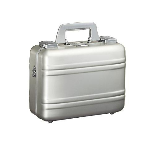 Zero Halliburton Small Camera Case Briefcase, Gray, One Size