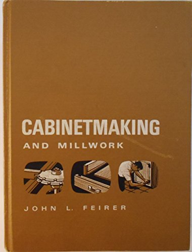 Cabinetmaking and Millwork. a Comprehensive Guide to the Materials, Tools, Machines, and Processes Used in Building Furniture, Cabinets, and Interiors