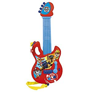 paw patrol 2524 electric guitar toys games. Black Bedroom Furniture Sets. Home Design Ideas