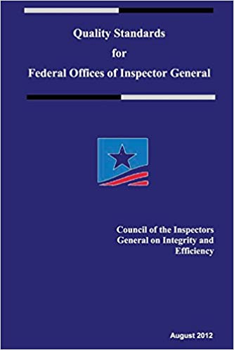 Quality Standards for Federal Offices of Inspector General