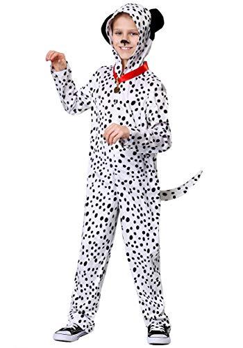 Child Delightful Dalmatian Costume ()