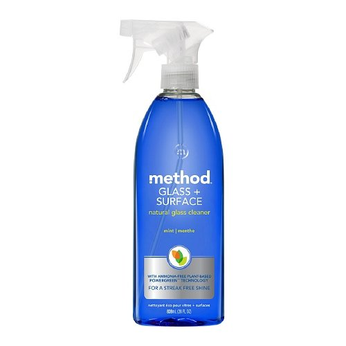 method Glass + Surface Cleaner, Mint !! 28 fl oz