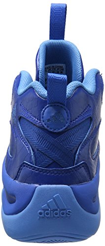 Adidas Performance loco 8 zapatillas de baloncesto, claro Onix, 6,5 M con nosotros Blue/Collegiate Royal/Ray Blue Fabric