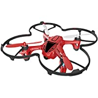 WEEKENDER 2.4 GHz 4ch Quad Copter Q4i HD 200 61052-2 (RED)【Japan Domestic genuine products】