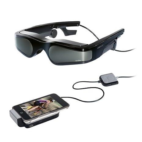Carl Zeiss cinemizer Gafas de vídeo para Apple iPod, Color Negro ...
