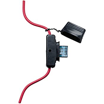 Amazon.com: Bussmann HHX In-Line MAXI Fuse Holder with Cover - 32V ...