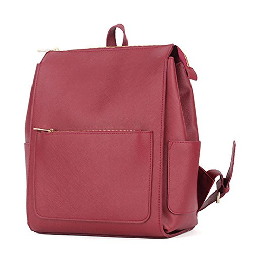 VF P910 Backpack Burgundy by Violett-Backpacks