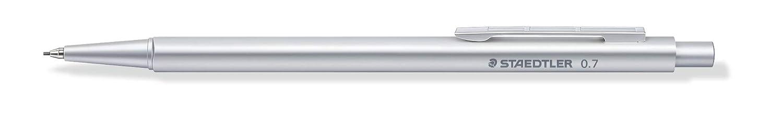 Mine Fine Hb Marsmicro De .7 Mm Porte-Mine Noir De Haute Qualit/é En Aluminium Staedtler Organizer Pen Recharge Grande Capacit/é 9Pop497 Avec Embout Gomme