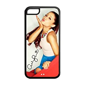 MMZ DIY PHONE CASECustomize American Famous Singer Ariana Grande Back Case for iphone 4/4s JN5C-1624