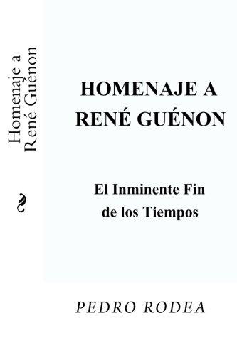 Homenaje a Rene Guenon  [Guenon, Rene] (Tapa Blanda)