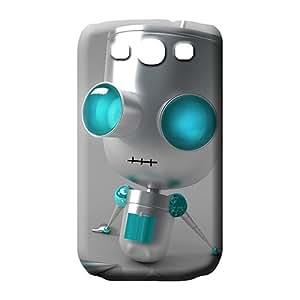 samsung galaxy s3 Shock-dirt Unique pattern phone case skin invader zim gir 3d