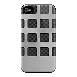 Defender Case With Nice Appearance (metal) For Iphone 4/4s by ruishername