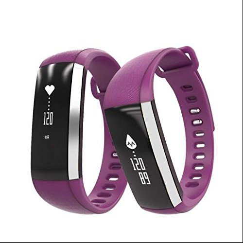Activity Tracker Sports Fitness Tiempo de pulsera Smartwatch ...