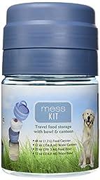 Lixit Dog Travel Mess Kit  (Colors may vary)