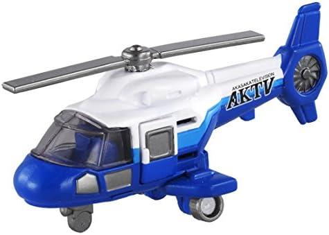 トミカ ハイパーレスキュー ドライブヘッド DHT-06 AKTV報道ヘリコプター
