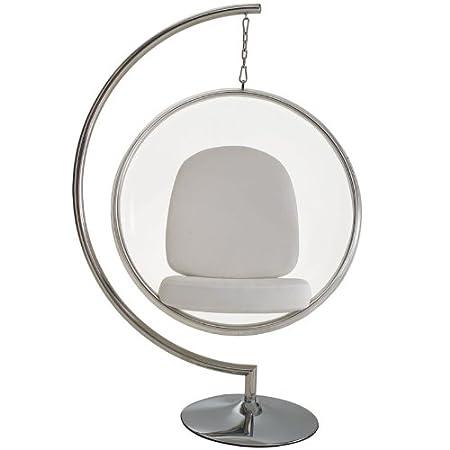 Eero Aarnio Ring Hanging Lounge Chair White