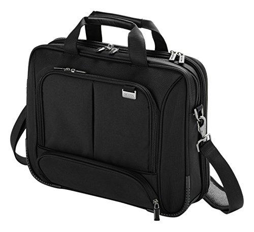 Dicota Advanced XL Aktentasche für Notebook mit 17 schwarz