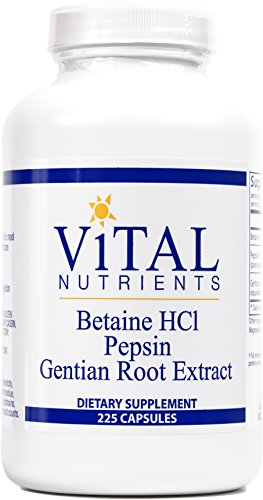 Vital Nutrients Powerful Digestive Capsules product image