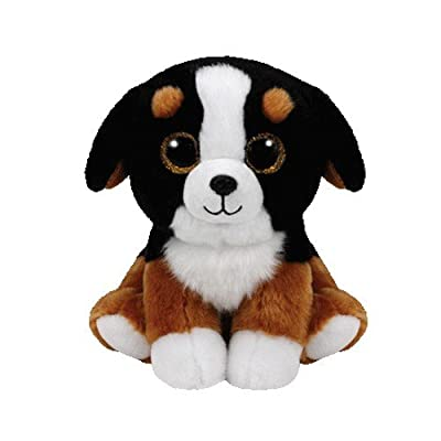 Ty Beanie Babies - Roscoe The Dog: Toys & Games