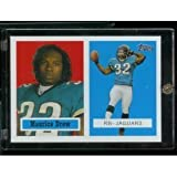 2006 Topps Turn Back the Clock / TBC Edition #4 Maurice Jones-Drew (RC) - Jacksonville Jaguars - Rookie Card - NFL Football Trading Card