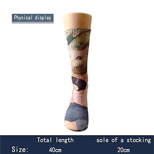 Horton Hears A Who Knee High Graduated Compression Socks For Women And Men - Best Medical, Nursing, Travel & Flight Socks - Running & Fitness