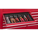 US General 99729 6 Compartment Drawer Organizer for Tools, Nails, Screws, Tackle