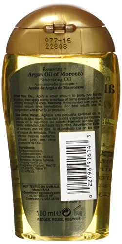 OGX Oil Treatments, 3.3 Ounce - 41iBdJD saL - OGX Oil Treatments, 3.3 Ounce