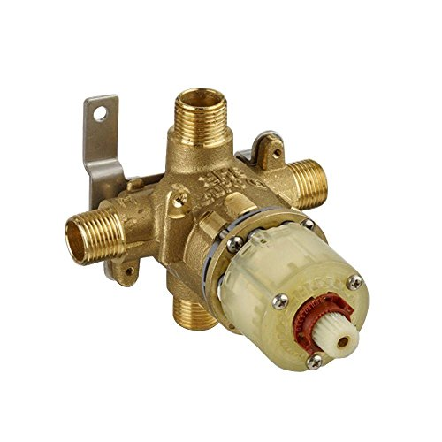 American Standard R111 Pressure Balance Rough Valve Body with Universal Inlets/Outlets, No Finish