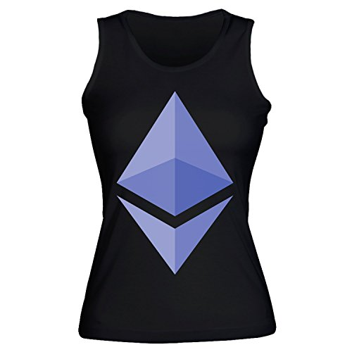 ETH Purple Logo Women's Pour des Fommes Tank Top Shirt