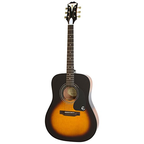 (Epiphone 6 String PRO-1 Acoustic, Vintage Sunburst (EAPRVSCH1))