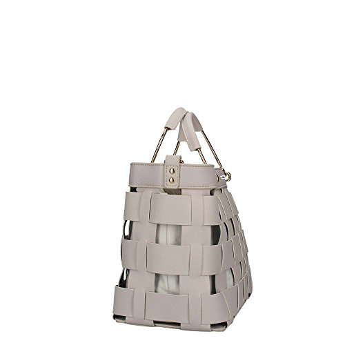 Light Grey CURIOSITY BASCKET Borse LE Donna PE18DBX02209 MINI PANDORINE qHgx6860w