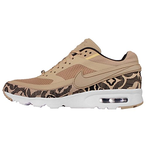 Nike Womens W Air Max Bw Ultra Lotc Qs, London-linen / Linen-black, 5 Us