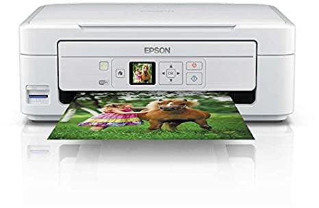 Epson Expression Inicio XP de Lado de 325 All-in-One de ...