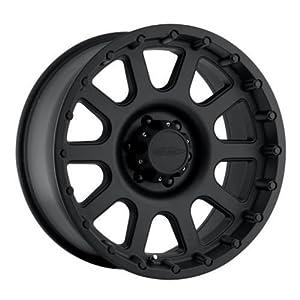 "Pro Comp Alloys Series 32 Wheel with Flat Black Finish (16x8""/5x127mm)"