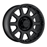 Pro Comp Alloys Series 32 Wheel with Flat Black Finish (17x9''/6x139.7mm)